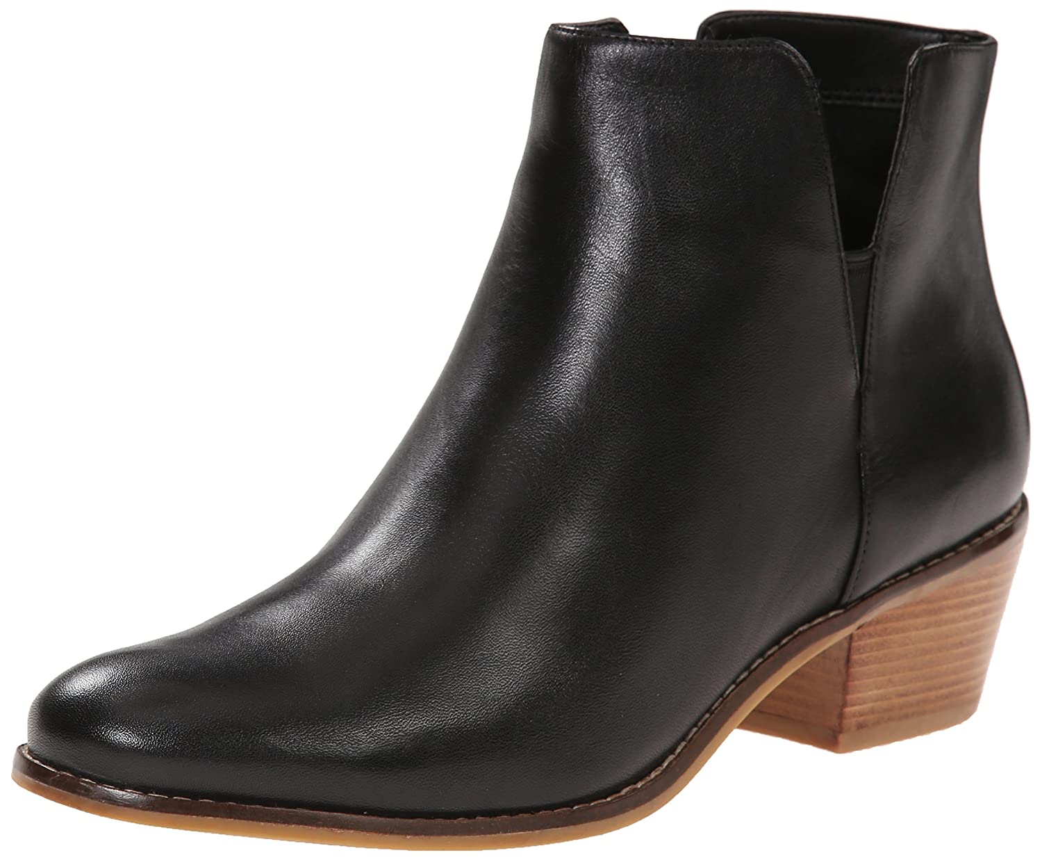 Cole Haan Women's Abbot Ankle Boot B00OPIXZFA 5 B(M) US|Black