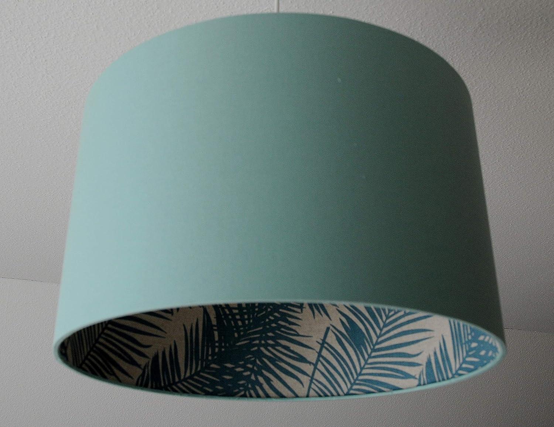 LampenschirmPalme-Mint D 40cm. Farbe und Größe auf Anfrage