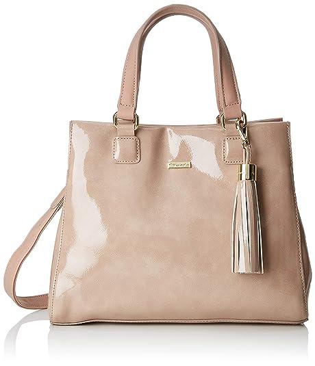 Tamaris Damen Madina Handbag Henkeltasche, 11,5x23x29 cm