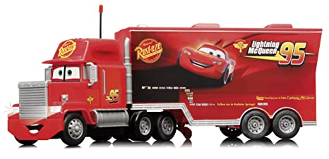 Dickie Toys RC Turbo Mack Truck + McQueen Remote controlled car - Juguetes de control remoto