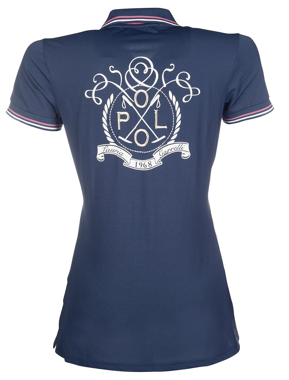HKM Sports Equipment Lauria Garrelli Poloshirt -Santa Rosa- B078YVJH7P B078YVJH7P B078YVJH7P TurnierBlausen Rich-pünktliche Lieferung e07be9