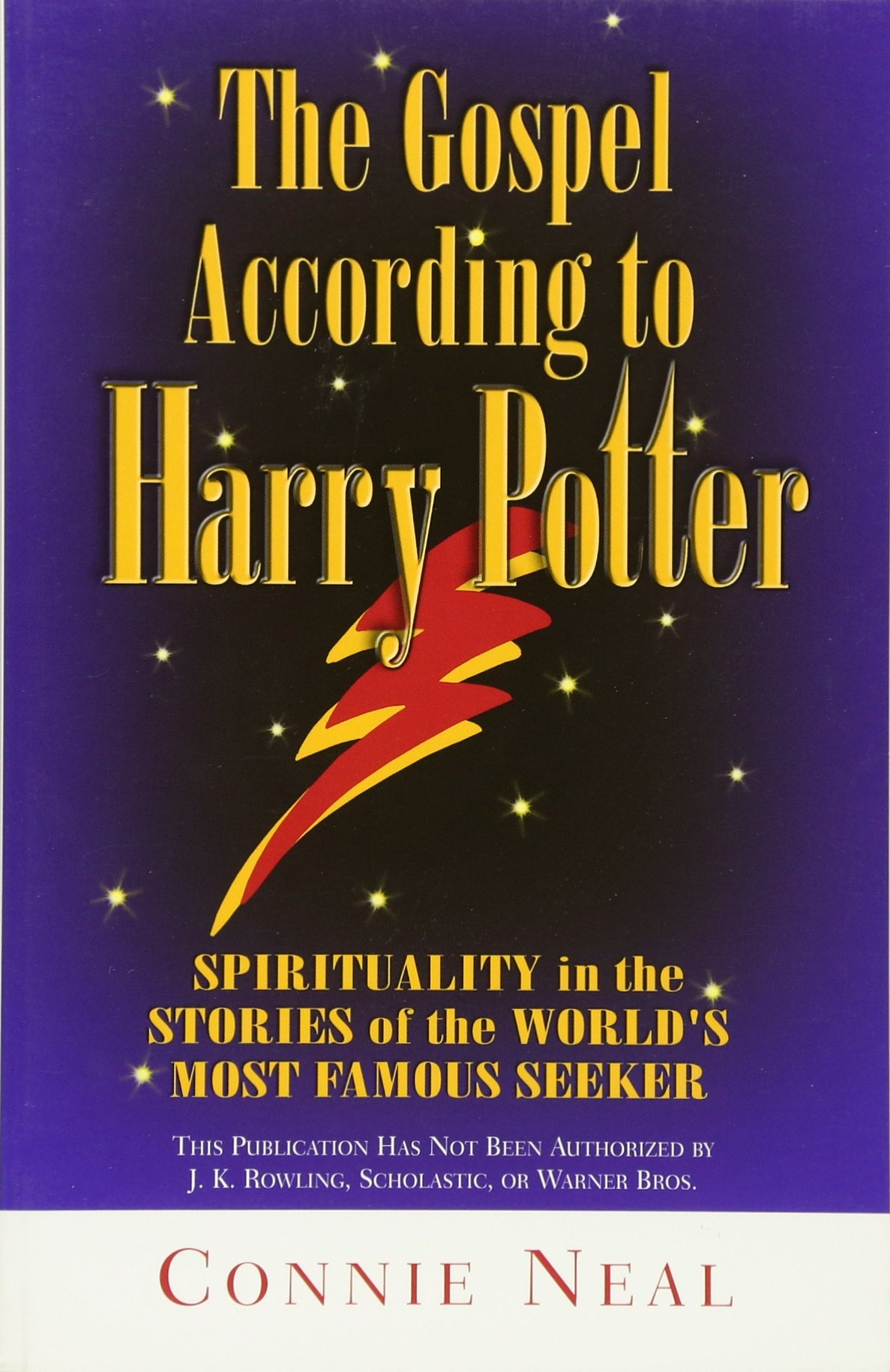 Download The Gospel According to Harry Potter: Spirituality in the Stories of the World's Most Famous Seeker ebook