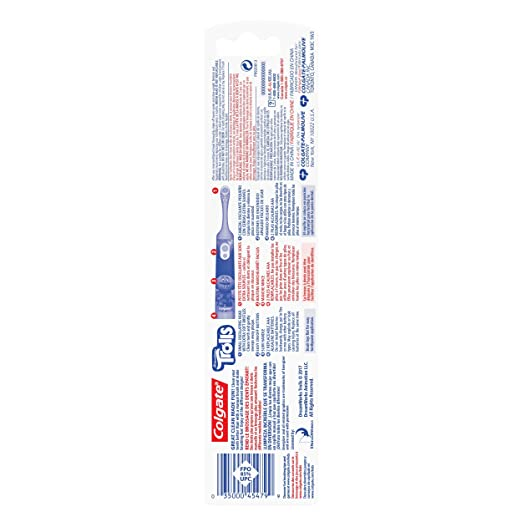 Amazon.com: Colgate Kids battery powered toothbrush, branch (Pack of 12): Beauty