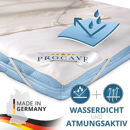 Matratzenschoner Inkontinenzauflage Wasserdicht Molton Matratzenauflage Qualität