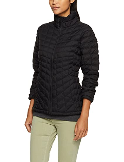 c55191a461dd Amazon.com  The North Face Girls  Thermoball Full Zip Jacket  Sports    Outdoors