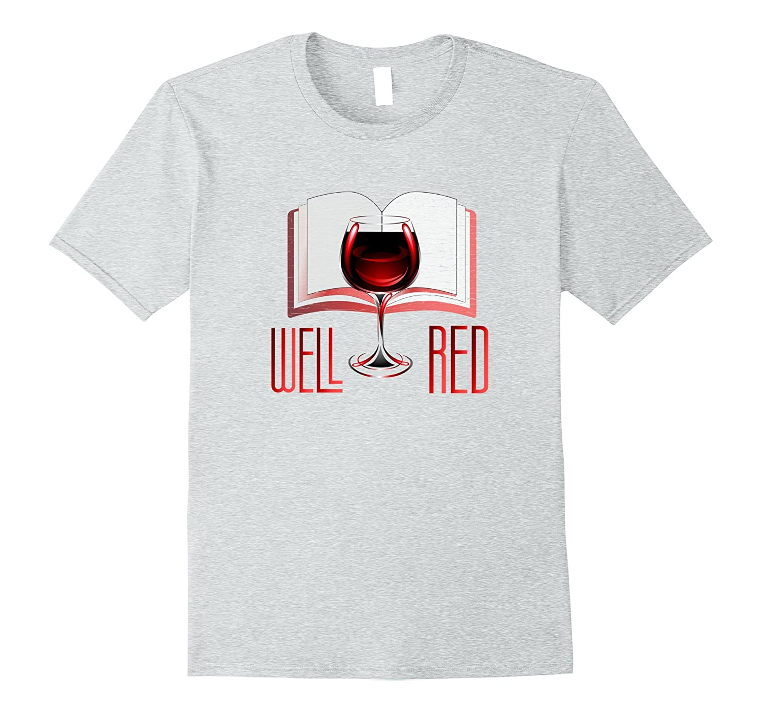 Womens Wine Lover Reading Heather-Veotee