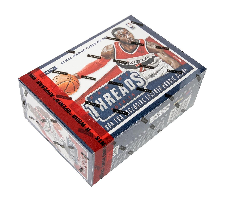 2014/15 Panini Threads Basketball Premium Hobby Box NBA