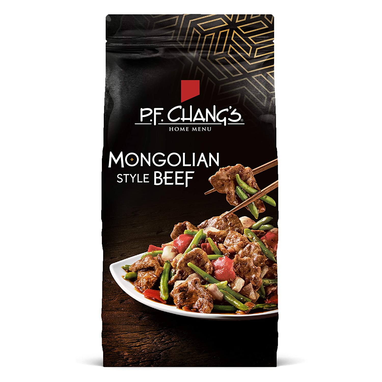 P.F. Chang's Home Menu Mongolian Style Beef Skillet Meal, Frozen Meal, 22 OZ