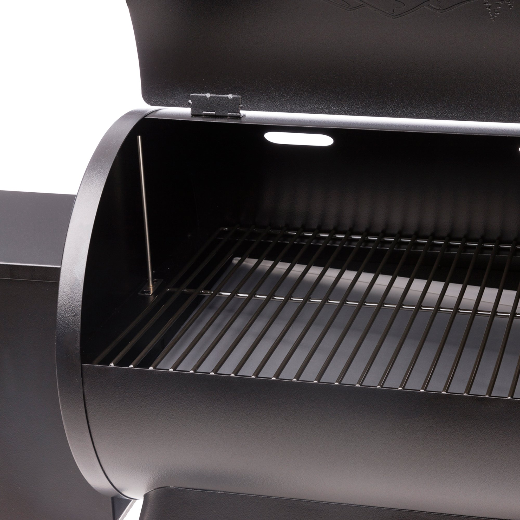 Traeger Grills Tailgater 20 Portable Wood Pellet Grill and Smoker - Grill, Smoke, Bake, Roast, Braise, and BBQ (Blue) by Traeger (Image #5)