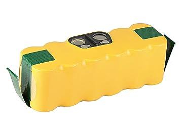 Mitsuru® 3300mAh Ni-MH 14,4V batería para iRobot Roomba Serie Roomba 520