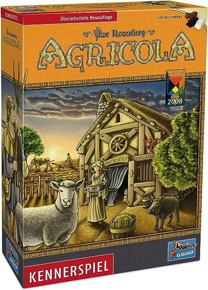 Lookout Games 22160028 - Agricola, Juego para entendidos de Uwe Rosenberg: Amazon.es: Juguetes y juegos