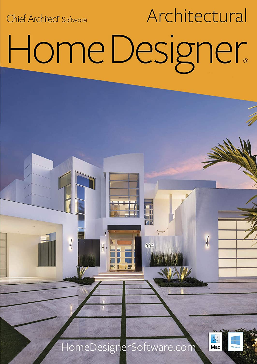 Home Designer Architectural - Mac Download [PC Download]