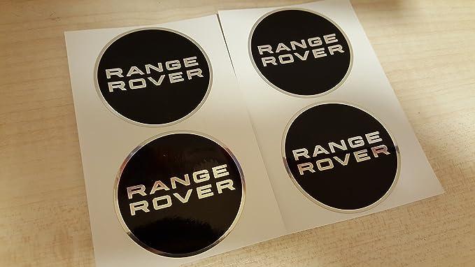 Amazon.com: 4 x 55 mm Diámetro Centro De Range Rover Rueda ...