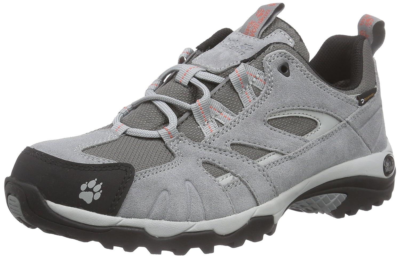 Jack Wolfskin Women's Vojo Texapore Hiking Boot B013SK9M7U 7 D US Grapefruit