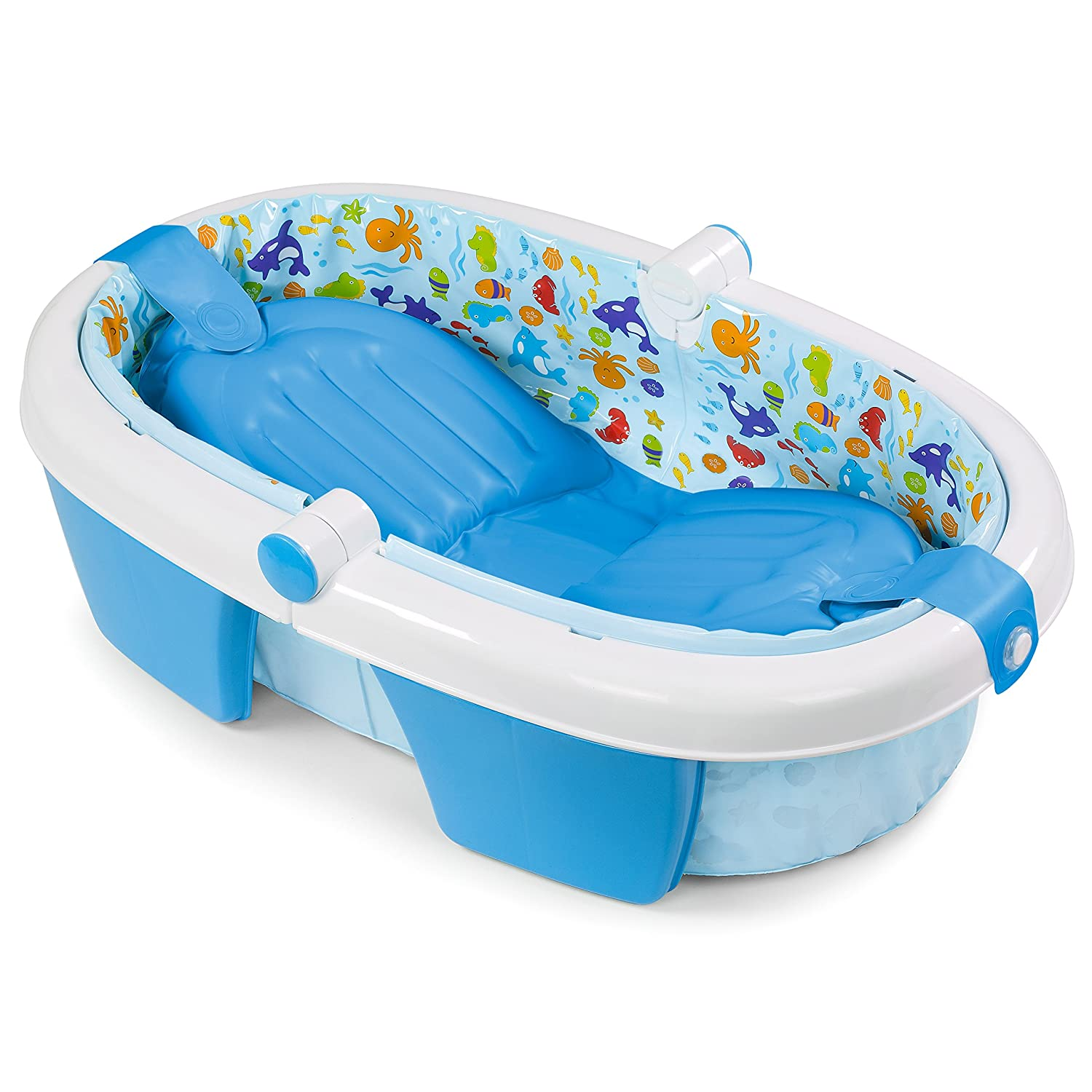Amazon.com : Summer Infant Fold Away Baby Bath : Baby