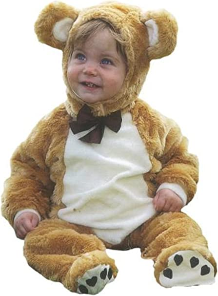 Travis Bebé Oso de Peluche Fancy Dress Up 3 – 18 Meses Niños Niñas ...