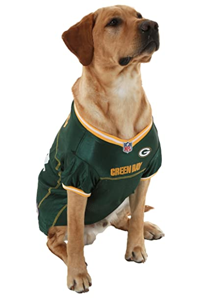 a5820fa663d Image Unavailable. Image not available for. Color: Green Bay Packers Dog ...