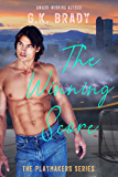 The Winning Score: A best-friend's-sister, enemies-to-lovers standalone steamy hockey romance (The Playmakers Series…