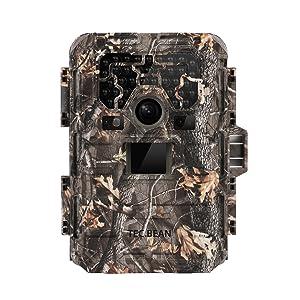 TEC.BEAN 12MP 1080P HD Game & Trail Hunting Camera