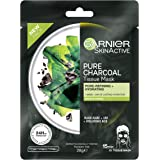 Garnier SkinActive Pure Charcoal Tissue Face Mask