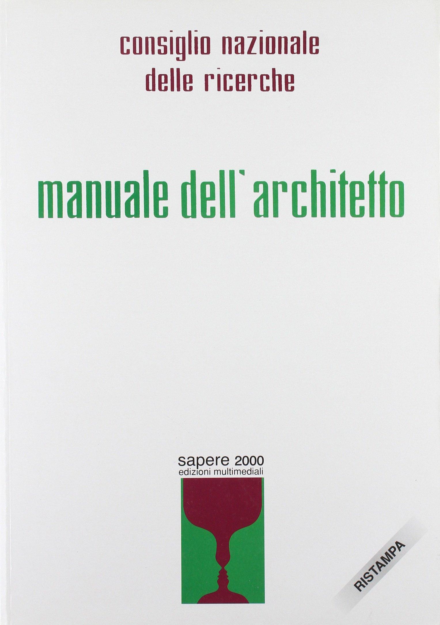 amazon it manuale dell architetto rist anast 1962 cnr libri rh amazon it manuale dell'architetto amazon manuale dell'architetto download gratis