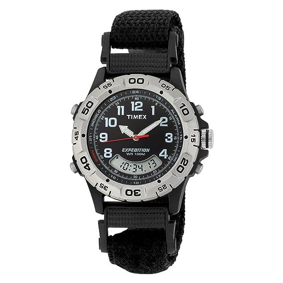 Timex Quarz T45171PF - Reloj de caballero de cuarzo: Timex: Amazon.es: Relojes