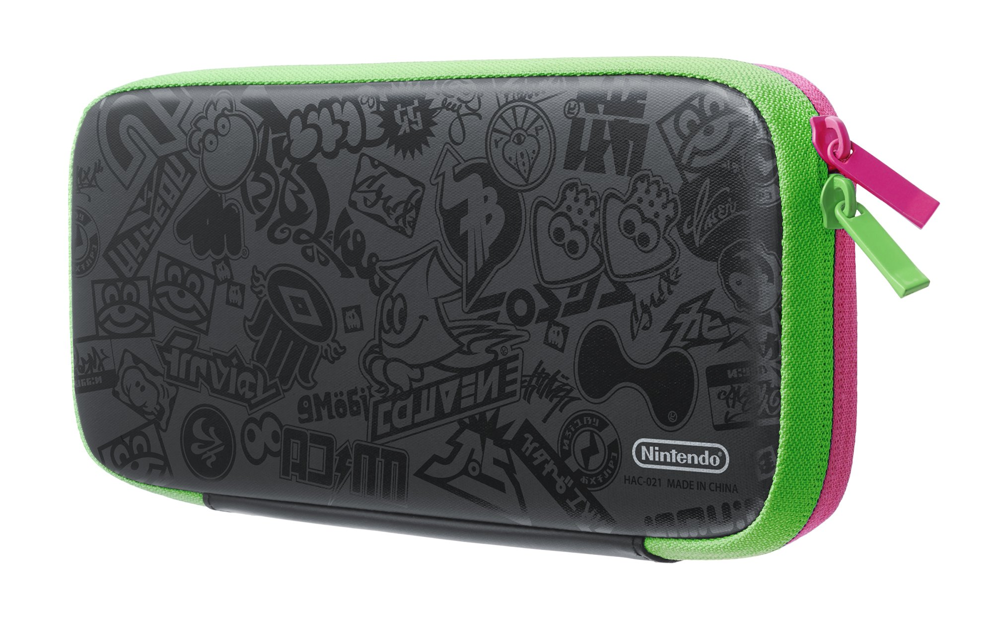 Nintendo Switch Hardware with Splatoon 2 + Neon Green/Neon Pink Joy-Cons (Nintendo Switch) by Nintendo (Image #8)