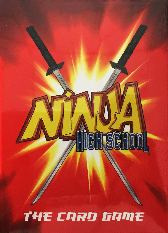 Amazon.com: Antarctic Press Ninja High School Expandable ...