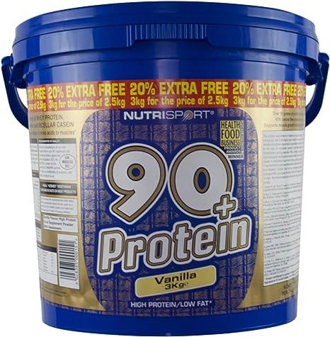 Nutrisport 90 + proteínas - vainilla