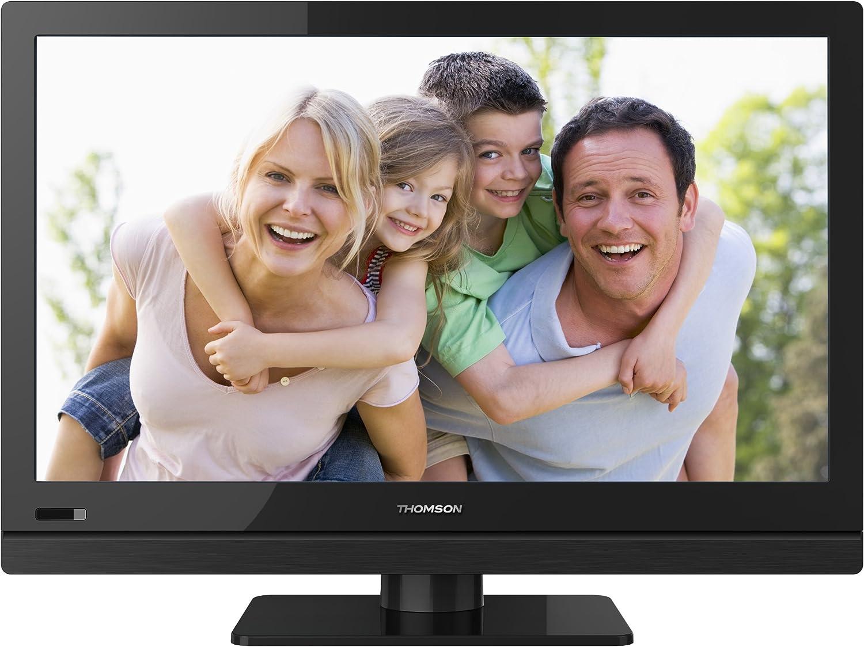 Thomson 19ht4253 C/G 48 cm (19 Pulgadas) de televisor (HD Ready, sintonizador Twin): Amazon.es: Electrónica