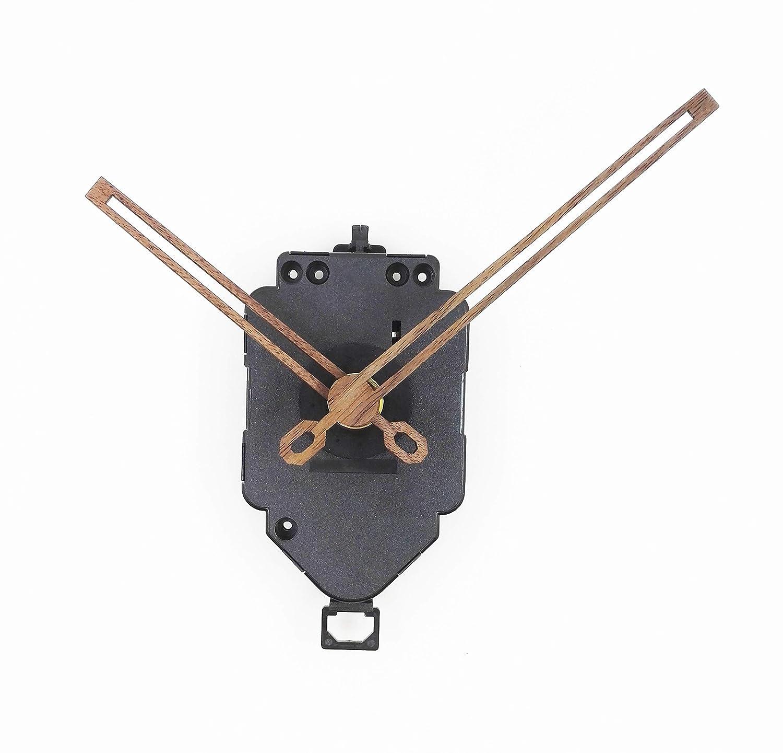 Reliable_E Pendulum Clock Movement Kit Replacement Parts for DIY Clock  (Hand-G)