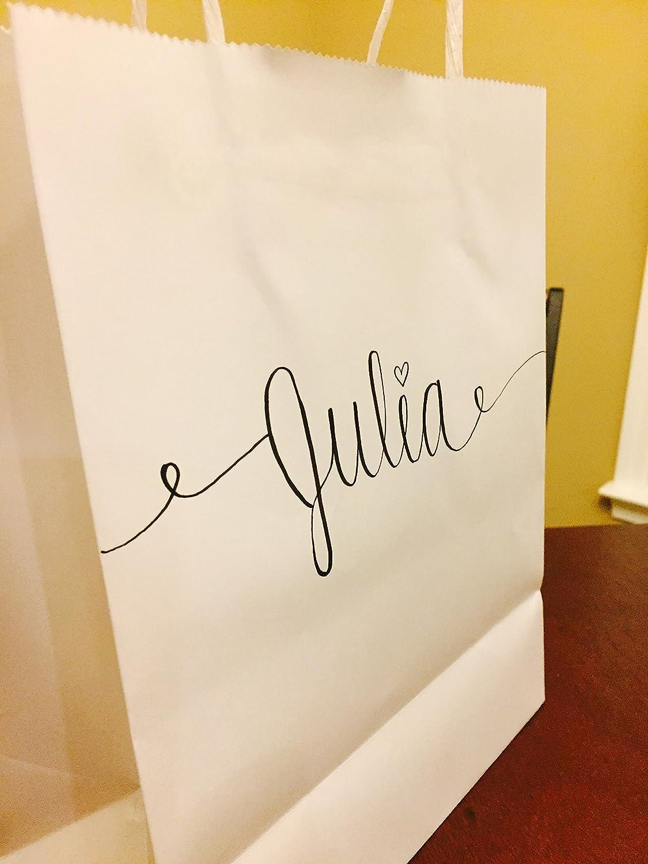 Amazon Custom Gift Bag Personalized