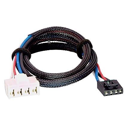 Brake Controller Wiring >> Amazon Com Tekonsha 3020 P Brake Control Wiring Adapter Automotive