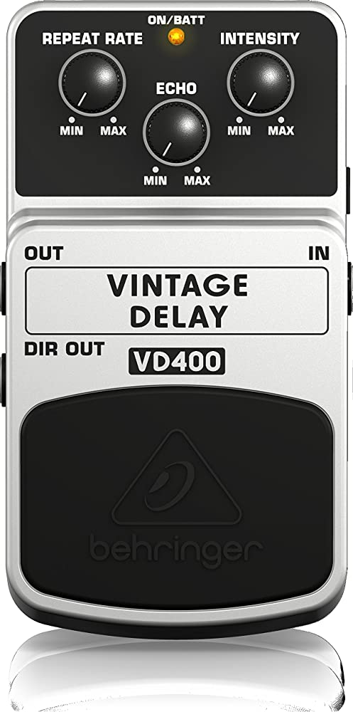 Wampler Faux Tape Echo Delay Pedal Review in 2020 3