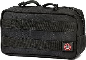 Orca Tactical MOLLE Horizontal Admin Pouch Utility EDC Tool Bag