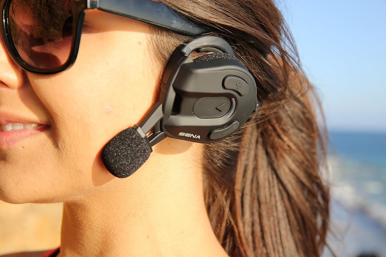 Sena Expand 02 Bluetooth Kommunikationssystem Black Universal Auto