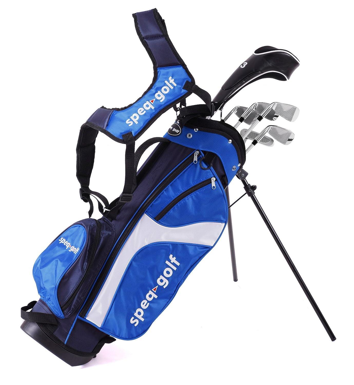 SPEQ - Medio Juego de Palos de Golf para niños (para ...