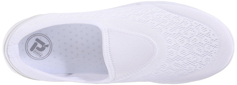 Propet Women's B0118GTO3S TravelActiv Slip-On Fashion Sneaker B0118GTO3S Women's 9 2E US|White 8fe3f0