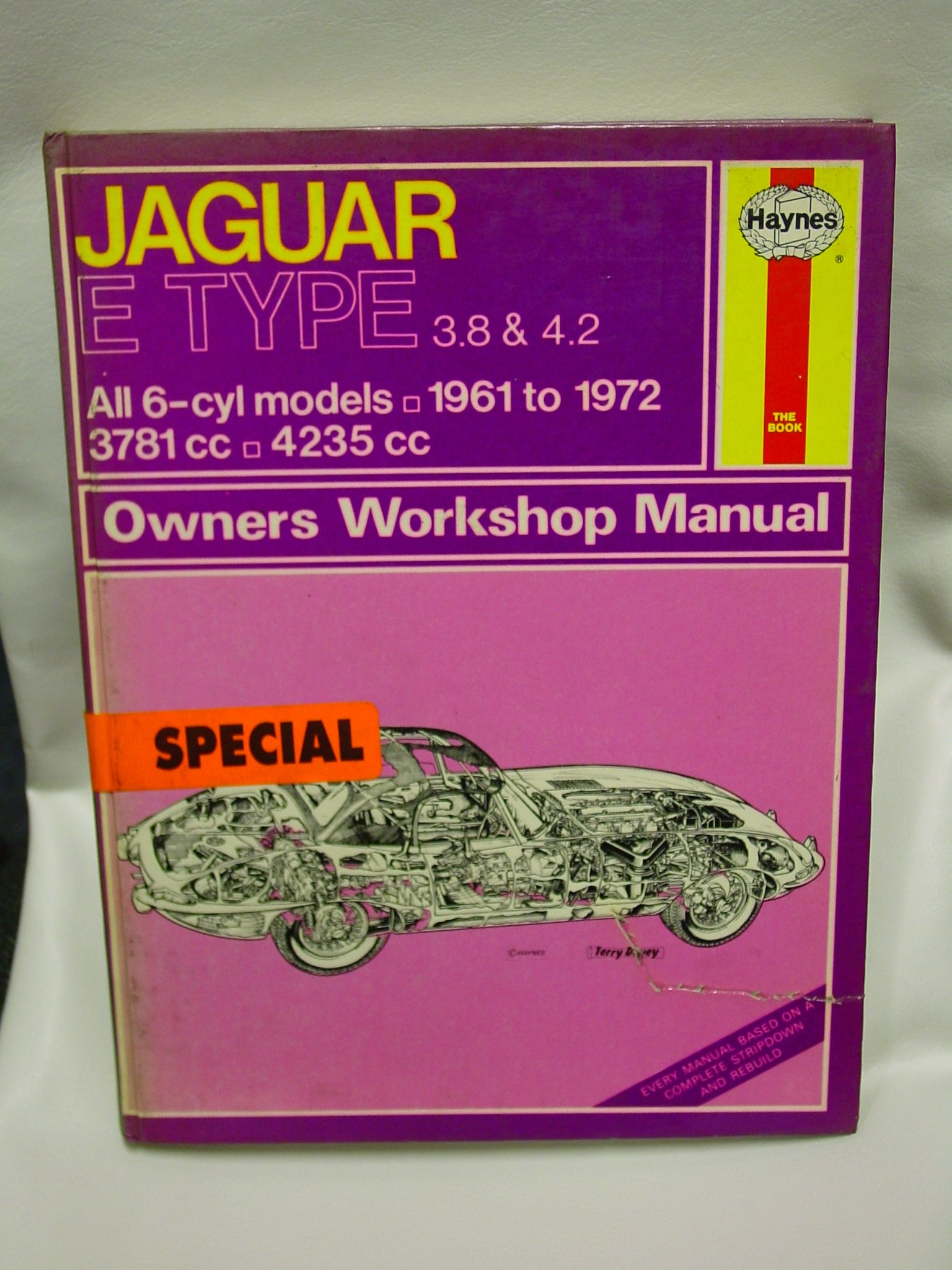 Jaguar etype service manual ebook array haynes jaguar e type 3 8 u0026 4 2 owners workshop manual no 140 fandeluxe Images