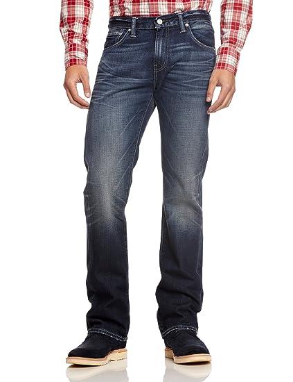 b7ed1cacac1 Levi's Men's 527 Boot Cut Boot Cut Jeans, Blue (Full Moon), ...