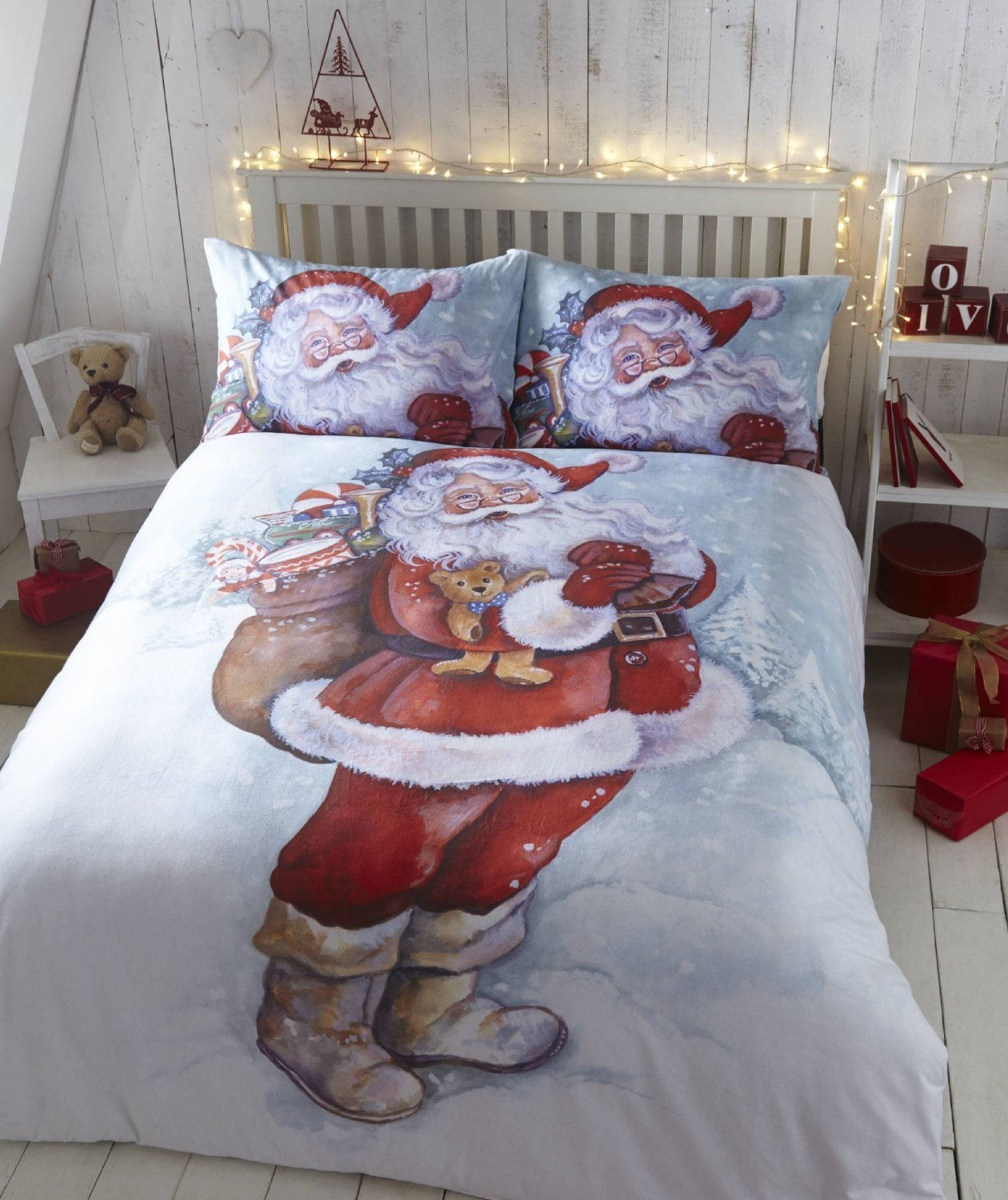 christmas duvet bedding set tjhughes com on at line grey buy noel image our bed