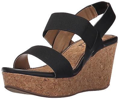 a13ebc208f2b Amazon.com  Splendid Women s SPL-Genevieve Wedge Sandal  Shoes