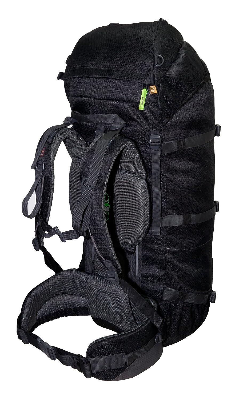 4e7c7d1124 Zaino da trekking 80l+15l di volume aggiuntivo TASHEV ALPIN 80: Amazon.it:  Sport e tempo libero