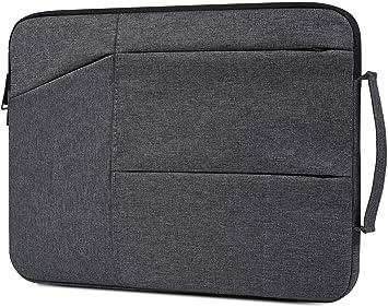 For HP EliteBook P2C18UT#ABA 12.5 Laptop Black AZ-Cover 12.5 Inch Laptop Sleeve case
