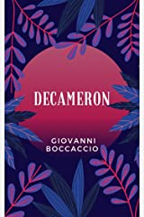 Decameron of Giovanni Bocca (illustrated) Kindle Edition