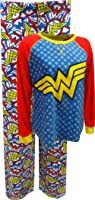 DC Wonder Woman 2 Piece Women's Fleece Pajama Set