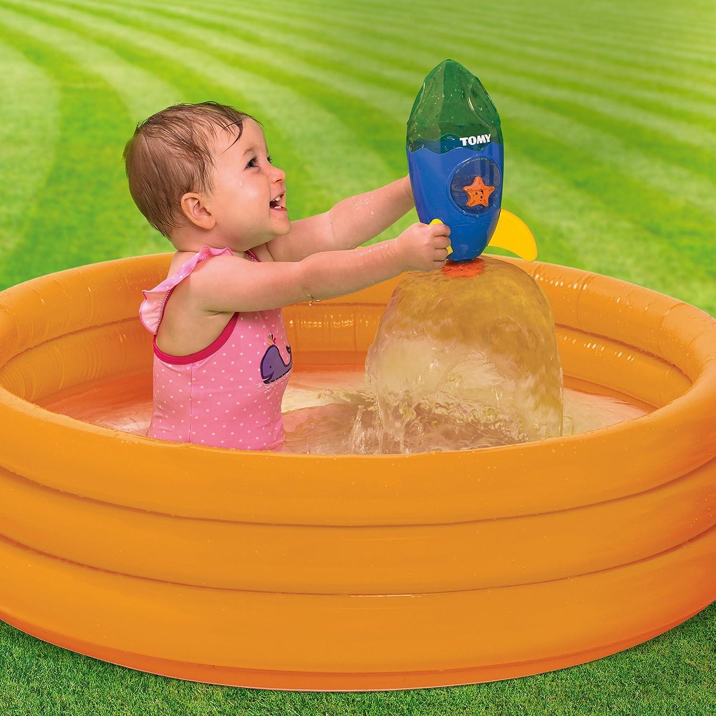 Amazon Tomy Bath Fountain Rocket Toys & Games