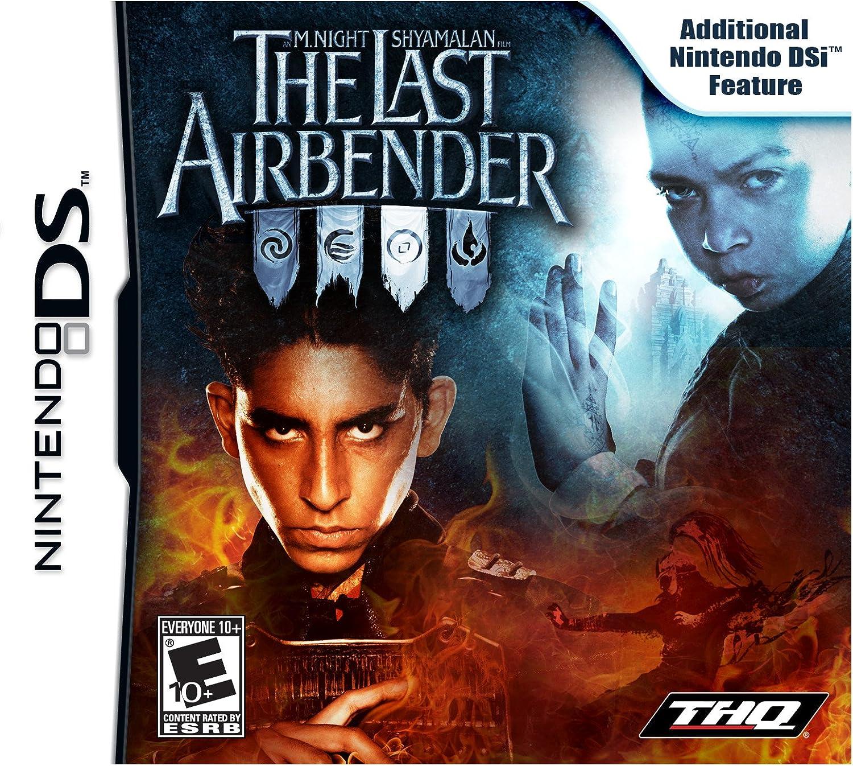 Amazon Com Last Airbender Nintendo Ds Thq Inc Video Games