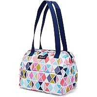 PackIt PKT-LH-FSG Freezable Hampton Lunch Bag, Festive Gem