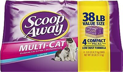 scoop away multi-cat